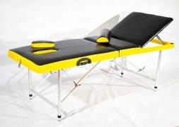 Master 10 -Складной массажный стол с регулировкой высоты, регулируемой спинкой и отверстием для лица