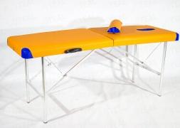 Simple 15 (plus) - складной массажный стол с вырезом для лица